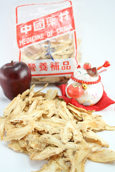 CHINESE ROOTS TO TREAT INFERTILITY, TO CALM MENSTRUAL CRAMPS AND HOT FLASHES