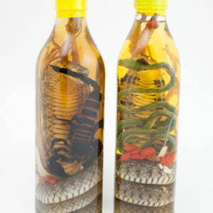 SNAKE WHISKEY AND SCORPION WHISKEY COMBO BEST SELLER