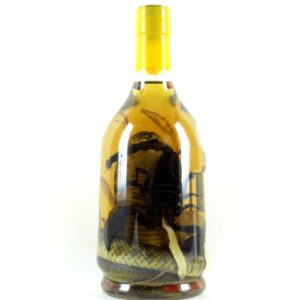 BIGGEST SNAKE LIQUOR BOTTLE